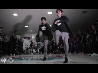 OLDERS CREW vs. AGGRESSIVE ATTACK vs. HOKAN 2on2 Electro FINAL | 2018 Top16 MEXICO YAK