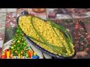 Необычный Пикантный Салат на Новый Год Салат Кукуруза