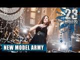 New Model Army #Woodstock2017