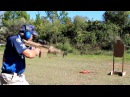 Barrett 50 cal WORLD RECORD unedited high speed footage 6 rounds in 1 second 60P