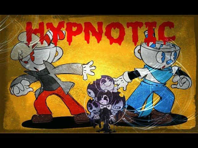 Hypnotic MEME CupHead Mugman Oswald Donald Bendy And Boris