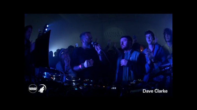 Boiler Room x Eristoff Paris Into the Night 2018