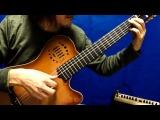 Caccini Ave Maria - Solo Guitar -