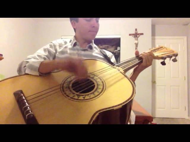 Guitarron- Cascabel solo 2