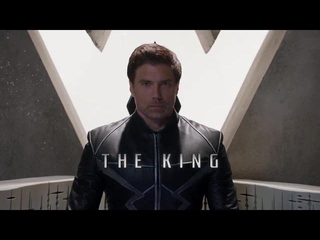 Black Bolt - The King