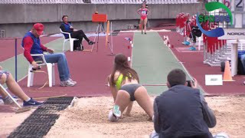 Lithuanian athletics championships   Highlights   HD