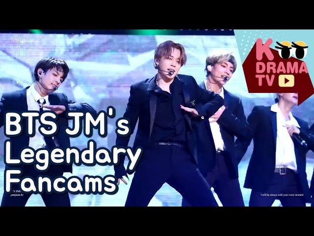 방탄소년단 지민 직캠 레전드 모음 (HD) | BTS Jimin's Legendary Fancams (Warning: Hot)