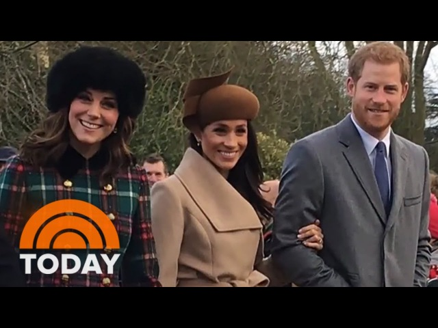 Meghan Markle Celebrates Her First Christmas With The Royal Family TODAY