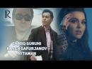 Sharq guruhi va Karen Gafurjanov - Aytaman | Шарк гурухи ва Карен Гафуржанов - Айтаман