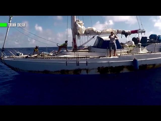 В Тихом океане спасли американок и их собак, которые пять месяцев дрейфовали на ...