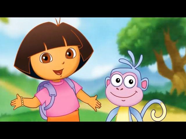 Dora's Great Big World Game Games for kids Online