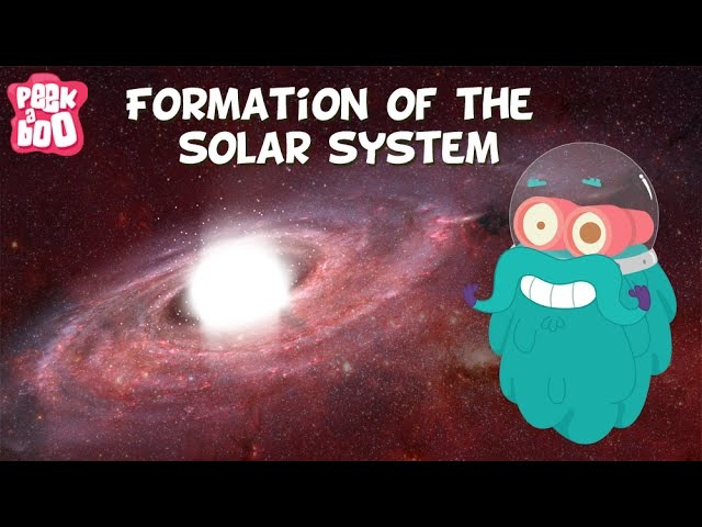 Formation of the Solar System The Dr Binocs Show Learn Videos For Kids