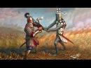M B Warband Мод Русь XIII век.Сердитая Литва. Неудачный поход 49