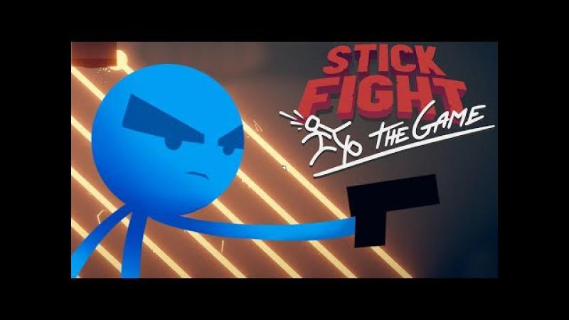 МАХАЧ НА ЧЕТВЕРЫХ - Stick Fight the Game (прохождение на русском) 2