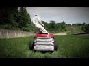 The Stig's 130mph lawnmower