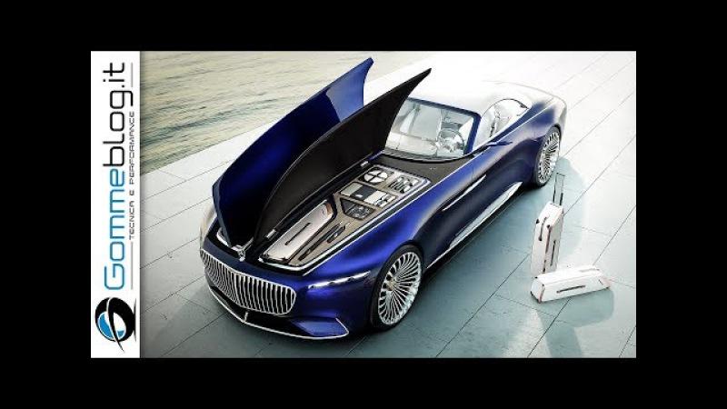 2019 Mercedes Maybach 6 Cabriolet 750 HP | INTERIOR EXTERIOR DRIVE | TOP LUXURY CAR
