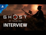 Ghost of Tsushima Interview Details on Sucker Punchs Next Open World Adventure PS4