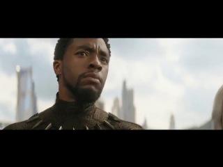 Новый тизер-трейлер «Мстителей- Война бесконечности» - AVENGERS- INFINITY WAR