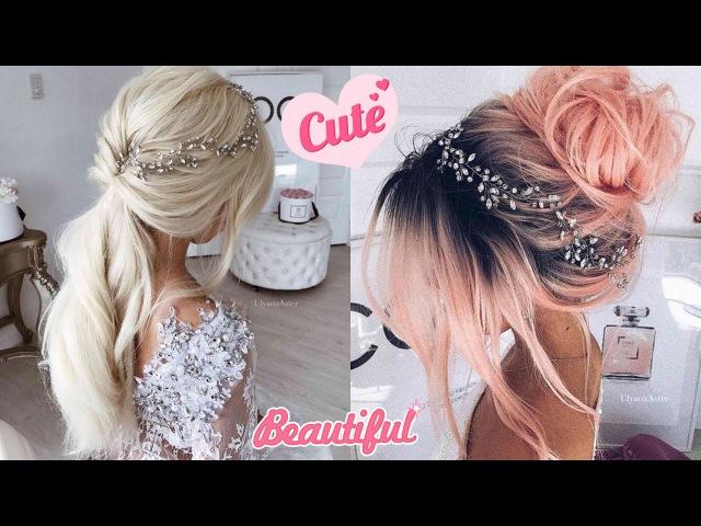 Модные красивые причёски 2017 Для длинных, коротких и средних длин волос