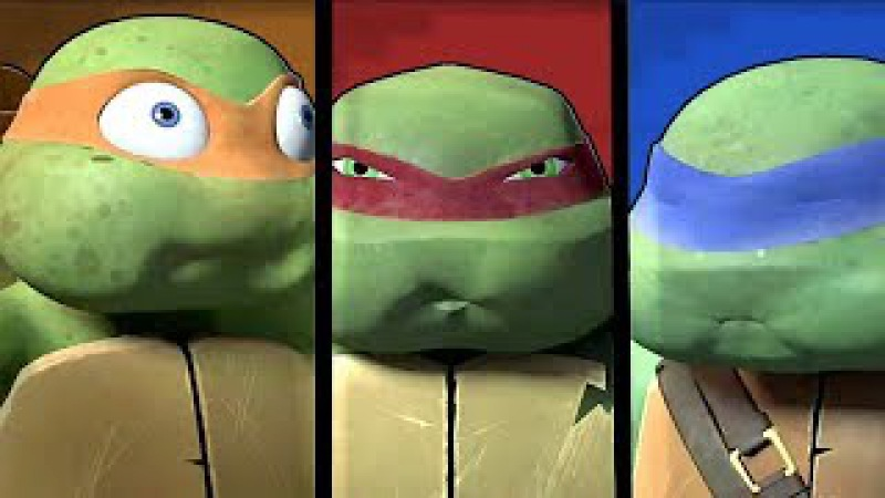 Teenage Mutant Ninja Turtles Legends - Episode 96 - Turtles Escape from Kraang