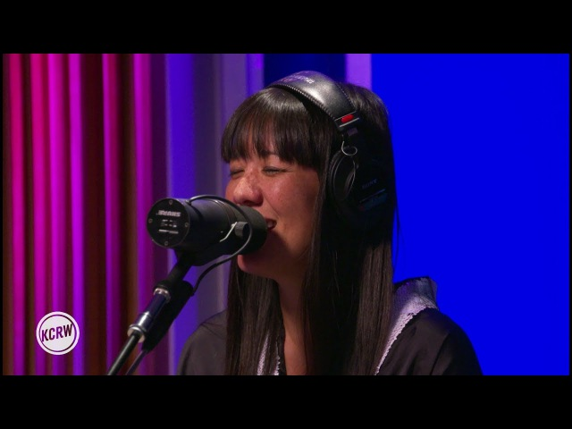Moon Boots performing I Want Your Attention feat Fiora Live on KCRW