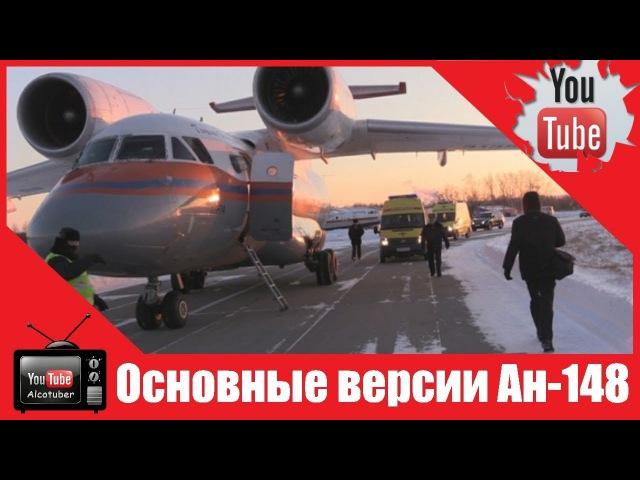 Две основные версии катастрофы Ан 148 в Подмосковье