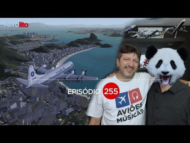 CHURRASCO NO AVIÃO feat GIANFRANCO BETING (PANDA) EP 255