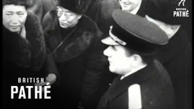 Selected Originals - Mao In Moscow (1950)