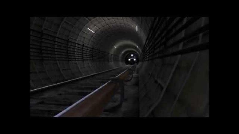 Екатеринбургское Метро в Trainz 12! Тизер версии 2.0 - Ekaterinburg Subway 2.0