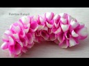 Rose Petals Garland Easy Method | Quick method to make wedding garland | Rainbow Rangoli
