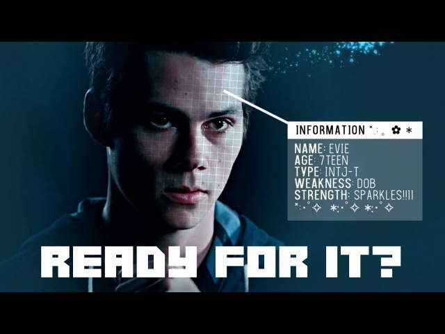 Are You Ready For It ❖ [MTM]
