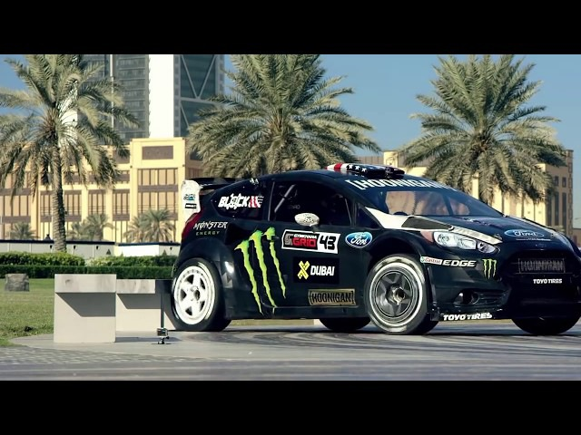 Drift Dubai-ÉWN Whogaux - Start That Fire Trap Ken Block's