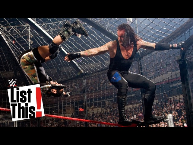 6 Superstars with the most eliminations in the Elimination Chamber Match WWE List This!
