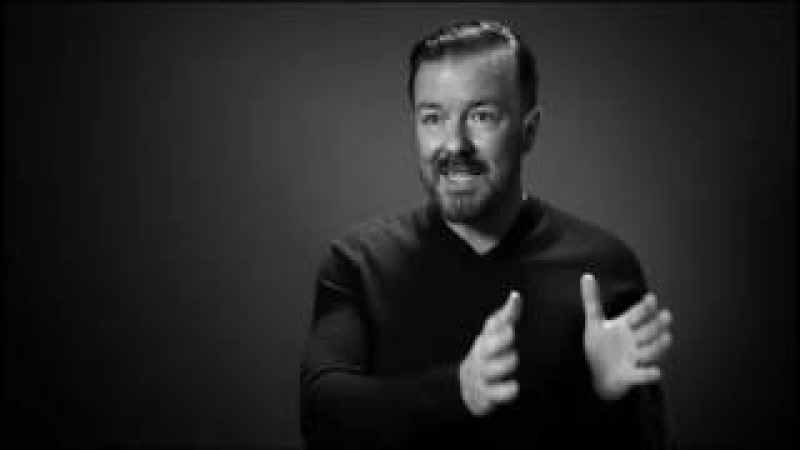 Ricky Gervais Religion Belief Interview