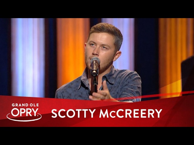 Scotty McCreery's Classic Country Medley Live at the Grand Ole Opry Opry