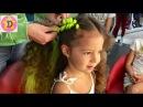 Делаем Диане косы с канекалоном Тренд 2017 канекалон Покрасили волосы ребёнку Amira Diana