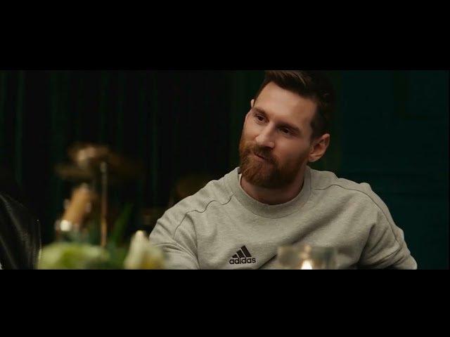 Leo Messi - Llamando a todos los creadores [Calling all creators]