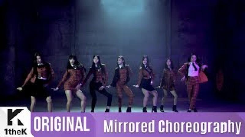 [Mirrored_Dance] CLC(씨엘씨) _ BLACK DRESS (Reverse Dance(리버스댄스))