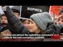 CNN/Ксения Собчак/Познакомьтесь с молодой женщиной, выступающей против Путина