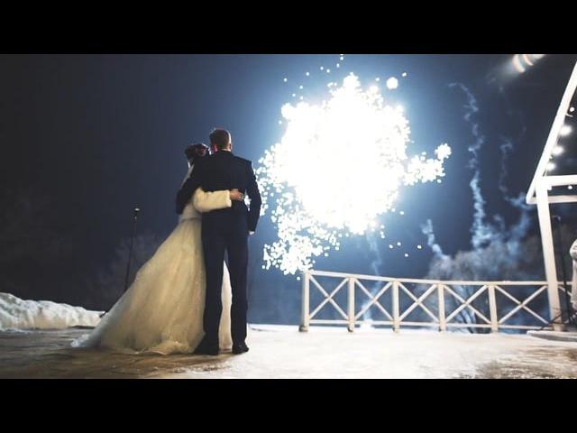 Supernova \ DE \ wedding winter clip