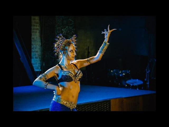 Виталия Барановская школа трайбла Трайбл мафия @Tribal Universe 2017 party