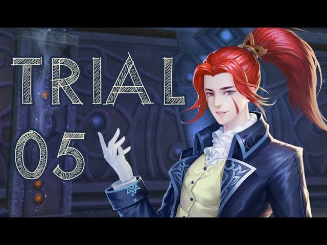New Faction Trials - 05 Nocturnal Cloister