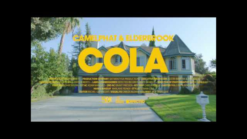 CamelPhat Elderbrook 'Cola' (Official Video)