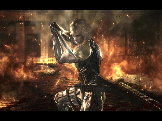 Metal Gear Rising Revengeance TGS 2012 Trailer (Rus sub)