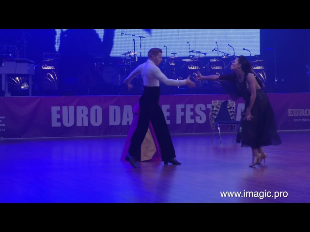 Neil Ekaterina Jones • Paso Doble • Euro Dance Festival 2017