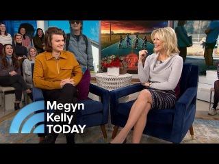 'Stranger Things' Actor Joe Keery On His Hair And Addresses Rumors On Season 3   Megyn Kelly TODAY