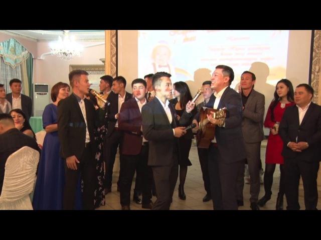 Алматыдағы Оралдықтар Ақжайығым Марат Тынышкалиев