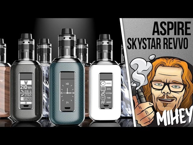 Aspire Skystar Revvo Kit. Вроде и хорошо, но... 🎷🎻🎸🎹