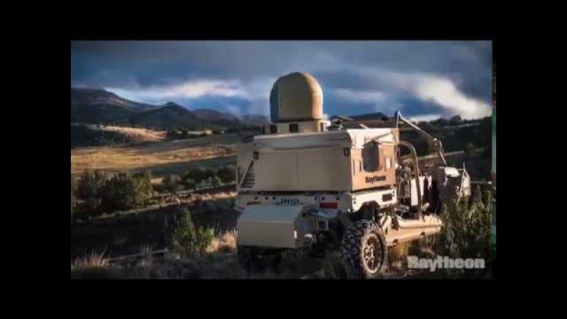 HELWS-MRZR (High Energy Laser Weapon System Multi-spectral Targeting System)