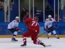 XXIII Зимние Олимпийские игры. Хоккеисты из России крупно обыграли сборную США